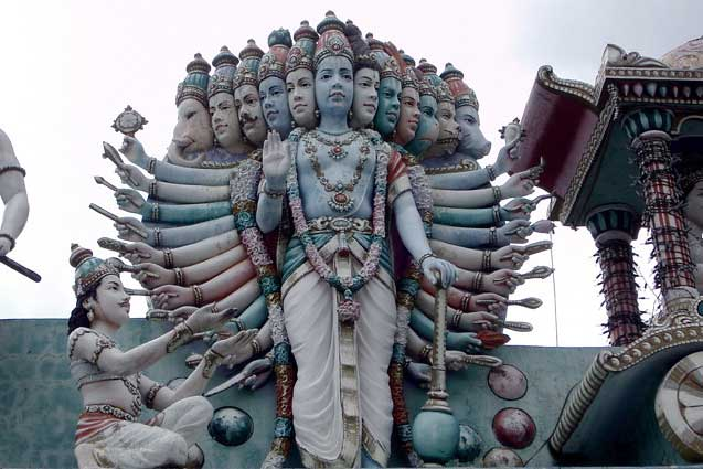 Avatars of Vishnu by Flickr user https://www.flickr.com/photos/jurvetson/378256/in/photostream/, thanks also to Wikimedia Commons.