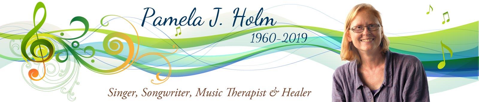 Pamela Holm 1960-2019